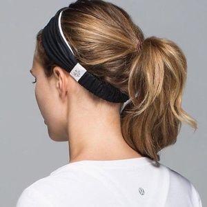 Lululemon Bang Buster Reversable Headband